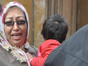 Trabzon'da Afganlı ailenin evi yandı