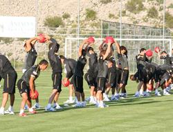 TS'nin Antalya kampı başlıyor