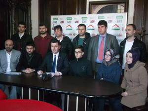 Başbakan'a Trabzon'dan destek