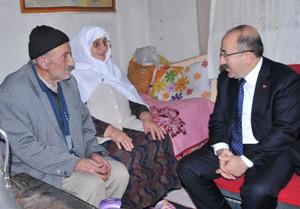 Gümrükçüoğlu'ndan evde bakım projesi