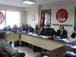 CHP'de önemli toplantı!