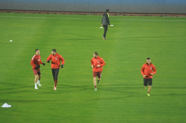 Trabzonspor - Celtic