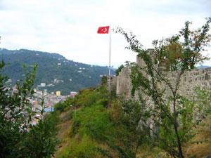 Trabzon kavgası!