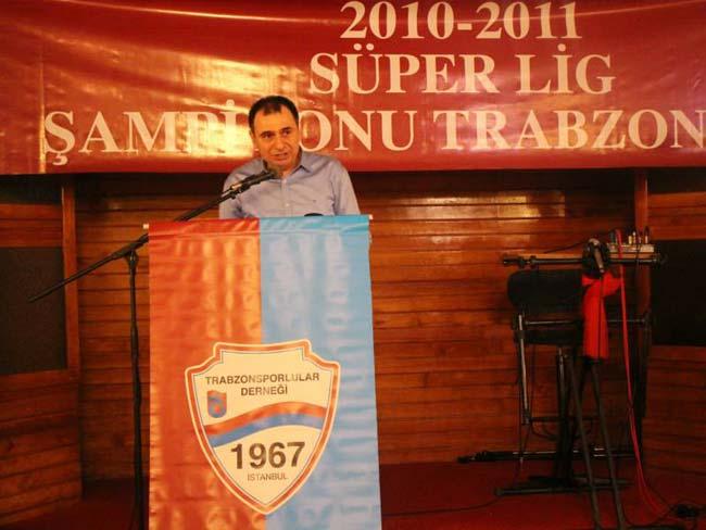 Tarafımız Trabzonspor dur