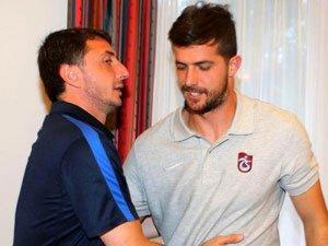 Trabzonspor kampında sürpriz