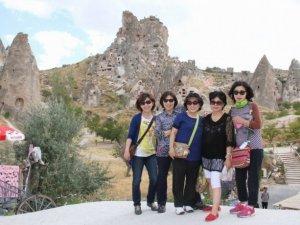 Türkiye'ye Japon turist şoku