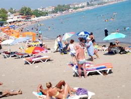 Giresun'da plajlar temiz çıktı!