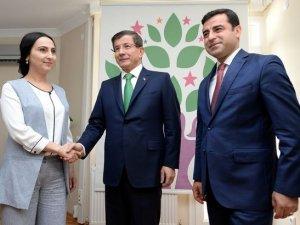 AK Parti HDP ile görüşüyor