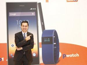 Preo P1 telefonu ve Pwatch akıllı saat çıktı!...
