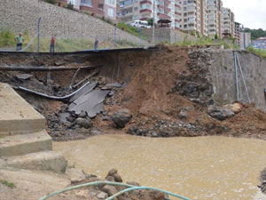 Trabzon'da zorunlu su kesintisi!