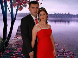 Evlenecek çifti ölüm ayırdı