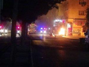 Diyarbakır'da polise ateş açıldı!