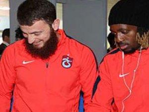 Trabzonspor Bursa'ya gitti