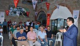 Trabzon'da esnafa Kemeraltı Projesi anlatıldı
