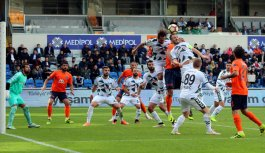 Başakşehir Konyaspor ile yenişemedi