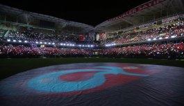 Şenol Güneş Stadı'nın açılışından kareler