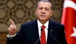 Erdoğan'dan suikast açıklaması