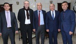 Trabzonspor'dan Talanov'a taziye ziyareti!