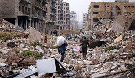 Halep'te sivillerin tahliyesi tamamlandı