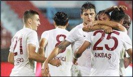 Trabzonspor - Kızılcabölükspor maçı canlı yayını...