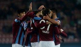 Trabzonspor Kızılcabölükspor maçında neler oldu?