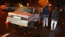 Ordu'da trafik kazası: 1 ölü 3 yaralı!
