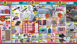 A101 aktüel ürünler listesi belli oldu - A101'de...
