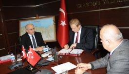 Trabzon'da 'üniversiteye yolculuk'...