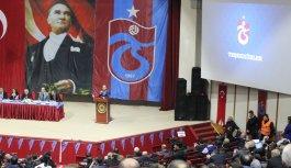Trabzonspor'da 8. madde iddialarına Şükrü...