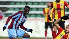 Trabzonspor'un grubunda son durum