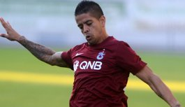 Trabzon'da Luis İbanez yolcu