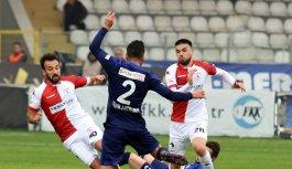 Samsunspor, Büyükşehir Gaziantepspor maç sonucu