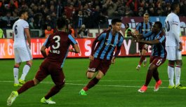 Trabzonspor ikinci yarıda lideri hapsetti