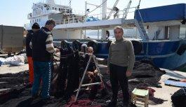 Trabzonlu balıkçıların rotası Afrika