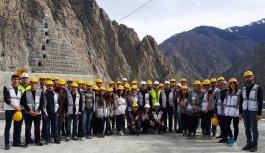 Yusfeli Barajından bütçeye dev destek