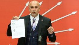 CHP 2,5 milyon Oy'a itiraz ediyor