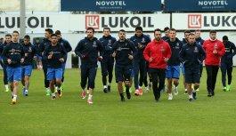 Trabzonsporlu oyunculardan büyük jest