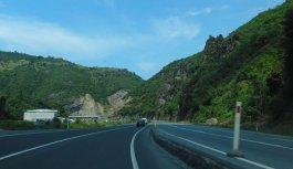 Trabzon'da o yola dikkat - Karayolları uyardı