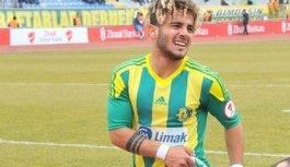 Trabzonsporlu yetenek attı Urfa kazandı