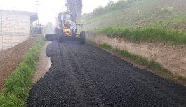 Trabzon'da asfalt çalışmaları hız kazandı