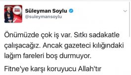 Bakan Süleyman Soylu çok ağır konuştu!