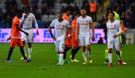 Beşiktaş resmen yere çakıldı