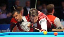 Bilardo Milli takımı Avrupa Şampiyonu oldu