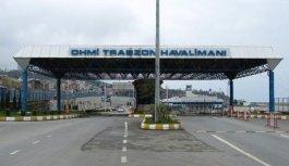 Trabzon Havalimanında dış hat yolcusu arttı