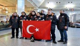 Başar, Trabzon'da sporculara Antarktika'yı...