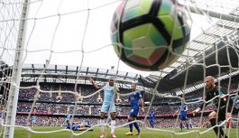 Manchester City Liechester'i yendi!