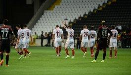 Galatasaraya Gaziantep'i yaktı