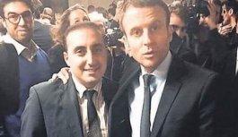 """Macron'un ekibindeki Gümüşhaneli: """"Kelkit'le..."""