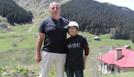 Trabzonlu'nun manevi annesi bir Japon!