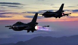 Kuzey Irak'a hava harekatı: 7 Terörist öldürüldü